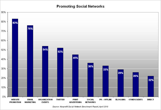 Promoting Social Networks