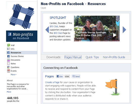 facebook-nonprofits