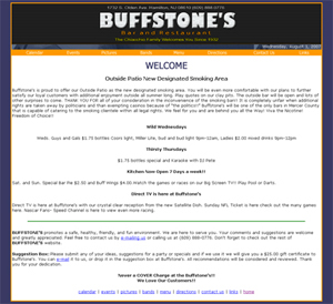 Buffstone's Bar and Restaurant