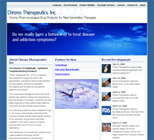 Chrono Therapeutics Inc.